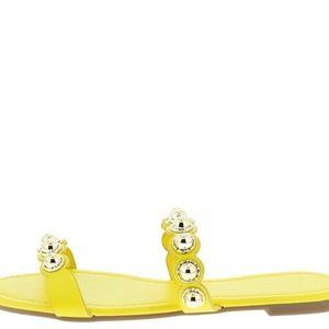 Yellow Slide - NIB